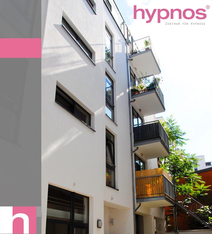 Außensnasicht Hypnos Praxis Hamburg