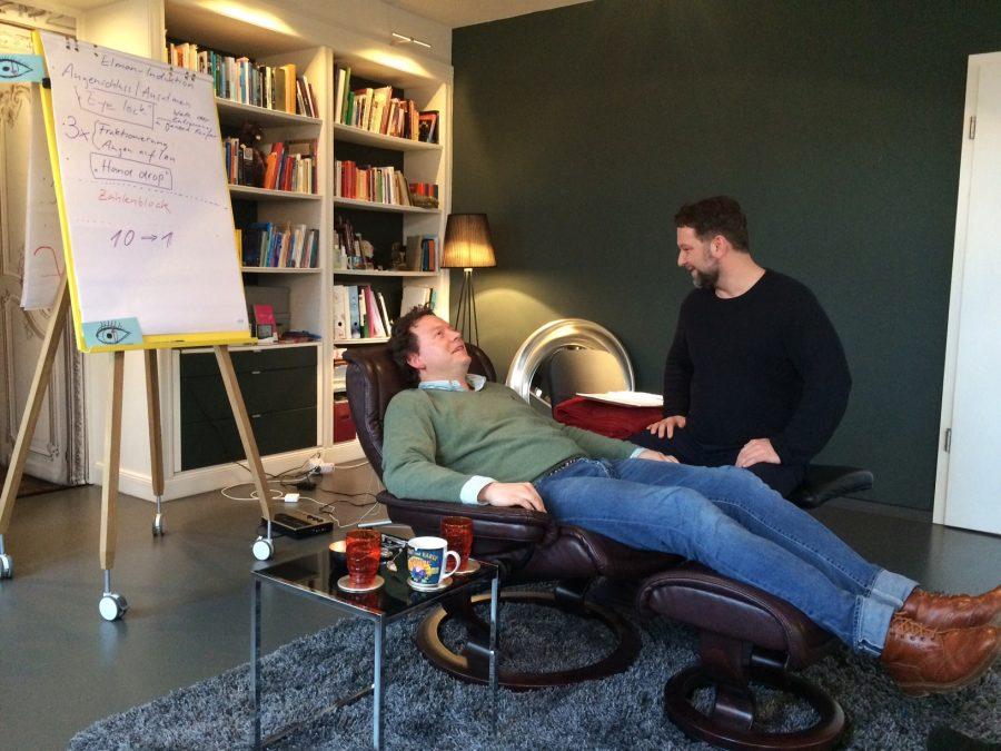 Training im HypnoCamp