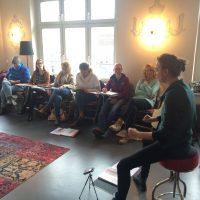 Katharina Hanf-Dressler im Seminar